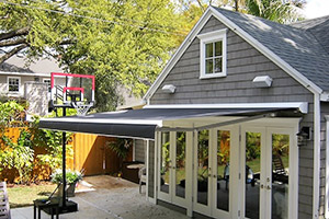 Retractable Awning Installation in Fayetteville NY
