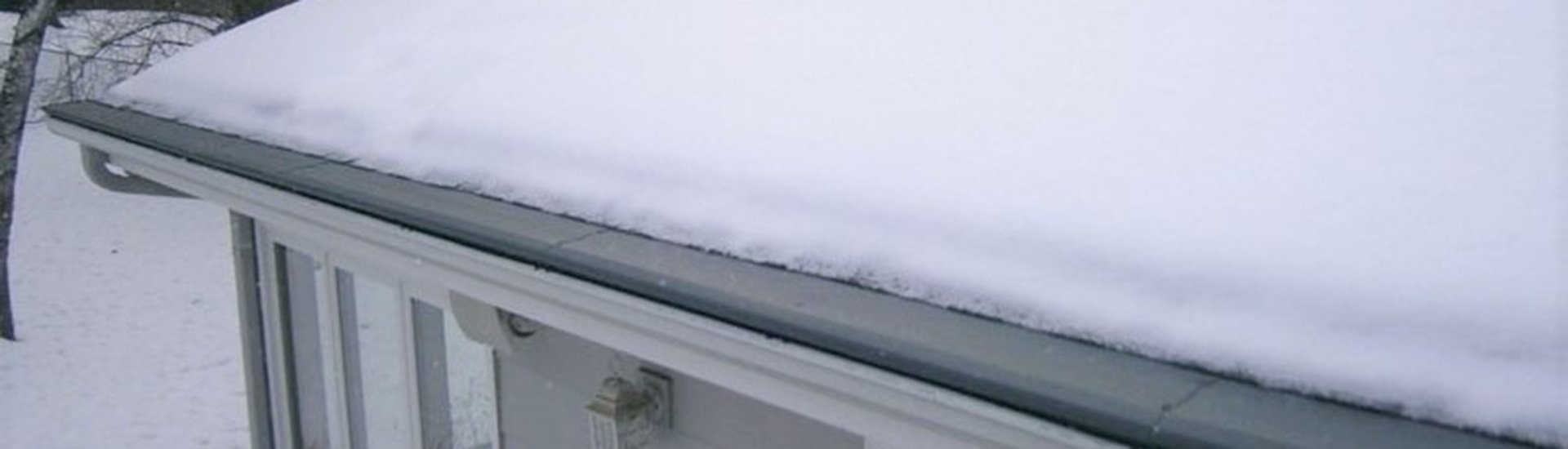 Heated Gutters